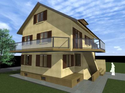 Umbau Einfamilienhaus Liestal